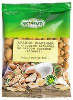 """Арахис в глазури """"Econuts. Со вкусом барбекю"""" (100 г)"""