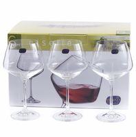 """Бокал для вина стеклянный """"Giselle"""" (6 шт.; 580 мл)"""