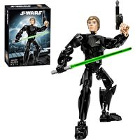 """Конструктор """"S-Wars. Люк Скайуокер"""" (83 детали)"""
