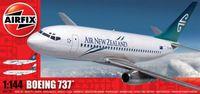 """Пассажирский самолет """"Boeing 737"""" (масштаб: 1/144)"""