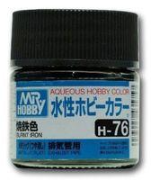 Краска Aqueous Hobby Color водоразбавляемая (burnt iron, H-76)