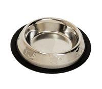 Миска для кошек металлическая (0,2 л; арт. 24870)