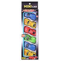 "Набор машинок ""Mini Car"" (арт. DV-T-769)"