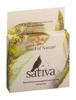 """Подарочный набор """"Sativa №2. Для зрелой кожи"""" (6 пробников крема)"""
