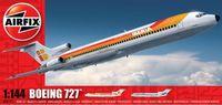 """Пассажирский самолет """"Boeing 727"""" (масштаб: 1/144)"""