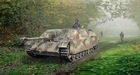 "САУ ""Jagdpanzer IV A-0"" (масштаб: 1/35)"