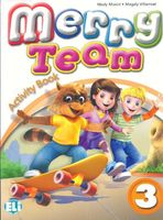 Merry Team: Activity Book v. 3 (+ CD)