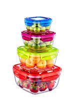 Набор контейнеров для продуктов (4 шт.; арт. 30243)