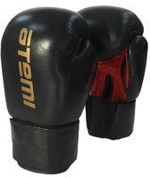 Перчатки боксёрские LTB19026 (12 унций; чёрно-красные)
