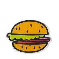 """Брошь """"Гамбургер"""""""