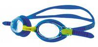 Очки для плавания (жёлто-голубые; арт. M302)