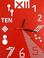 Часы настенные (23х30 см; арт. CH010)