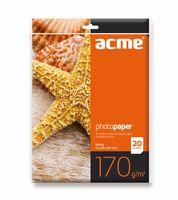 """Фотобумага глянцевая """"Acme"""" (20 листов; 170 г/м2; А4)"""