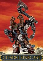 "Миниатюра ""Warhammer 40.000. Finecast: Chaos Space Marines Kharn The Betrayer"" (43-67)"