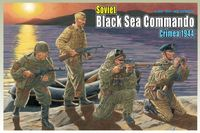 "Набор миниатюр ""Soviet Black Sea Commando Crimea 1944"" (масштаб: 1/35)"