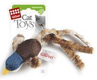 """Игрушка для кошек """"Птичка"""" с кошачьей мятой (15 см; арт. 75097)"""