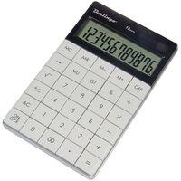 Калькулятор настольный (12 разрядов; белый)