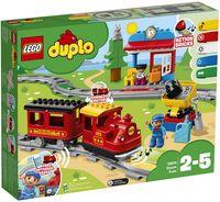 """LEGO Duplo """"Поезд на паровой тяге"""""""