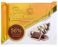 """Шоколад горький """"Bon Journee. С банановой начинкой"""" (80 г)"""