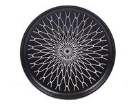 Тарелка керамическая (220 мм; арт. S10862-BK01)