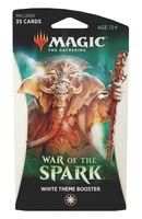 "Бустер ""Magic the Gathering. War of the Spark. Белый"" (35 карт)"