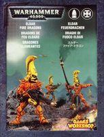 "Набор миниатюр ""Warhammer 40.000. Eldar Fire Dragons"" (46-23)"