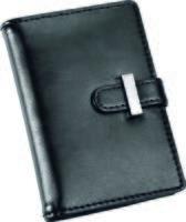 Футляр для визиток, кредитных или дисконтных карт (черный)
