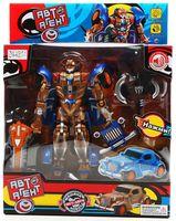 """Робот-трансформер """"АвтоАгент"""" (арт. Б51498)"""