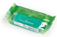 Пластилин особо мягкий кукурузный (40 г; зеленый)