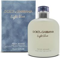 "Туалетная вода для мужчин Dolce & Gabbana ""Light Blue"" (75 мл)"
