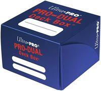 "Коробочка для карт ""PRO Dual Standard"" (180 карт; синяя)"