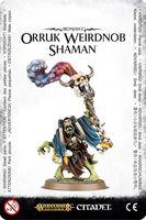 Warhammer Age of Sigmar. Ironjawz. Orruk Weirdnob Shaman (89-27)
