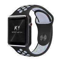Умные часы D&A K1 (черные)