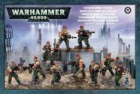 "Набор миниатюр ""Warhammer 40.000. Astra Militarum Catachan Jungle Fighters"" (42-06)"