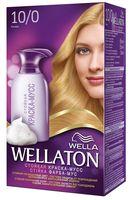 """Краска-мусс для волос """"Wellaton"""" (тон: 10/0, сахара)"""