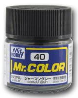 Краска Mr. Color (german gray, C40)