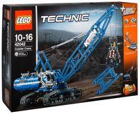 "LEGO Technic ""Гусеничный кран"""