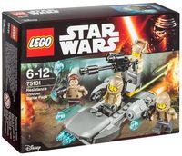 """LEGO Star Wars """"Боевой набор Сопротивления"""""""