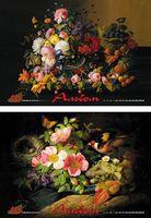 """Альбом для рисования """"Цветы Северного Возрождения"""" (А4; 40 листов)"""