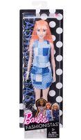 """Кукла """"Барби. Игра с модой. Patchwork Denim"""""""