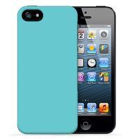 """Чехол для iPhone 5/5S """"Spectrum - Deep Sea"""" (голубой)"""