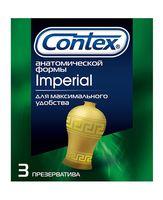 """Презервативы """"Contex. Imperial"""" (3 шт.)"""