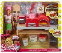 """Игровой набор """"Барби. Пицца-шеф"""""""