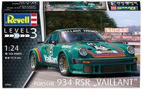 """Сборная модель """"Автомобиль Porsche 934 RSR """"Vaillant"""" (масштаб: 1/24)"""