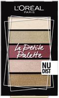 """Палетка теней для век """"La Petite Palette"""" тон: 02, откровенность"""