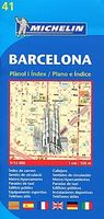 Barcelona: Planol i Index/Plano e Indice