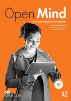 Open Mind. Pre-Intermediate Workbook without key (+ CD)
