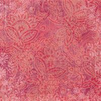 "Бумага для скрапбукинга ""Абрианна. Розовый коллаж"" (310х310 мм; 25 листов)"