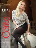 """Колготки женские фантазийные """"Conte. Eclat"""" (арт. 1012810033)"""