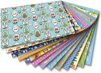 """Набор дизайнерского картона """"Веселье для детей"""" (240х340 мм; 26 листов)"""
